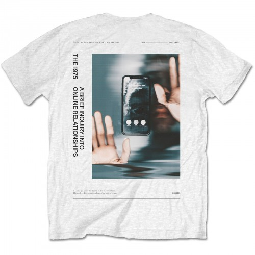 Tricou The 1975 ABIIOR Side Face Time