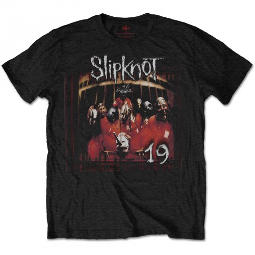 Tricou Slipknot Debut Album 19 Years