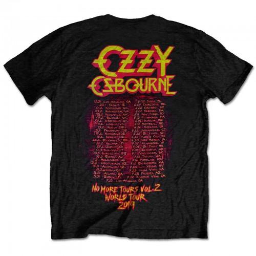 Tricou Ozzy Osbourne No More Tears Vol. 2. (editie limitata, articol de colectie)
