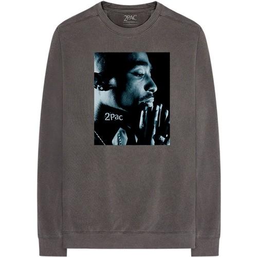 Tricou Mânecă Lungă Tupac Changes Side Photo