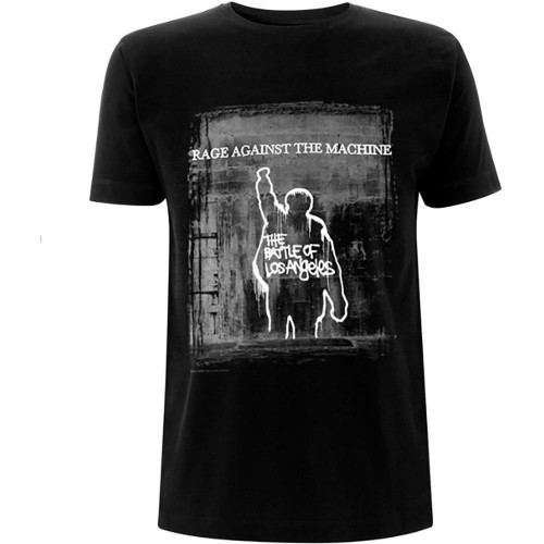 Tricou Rage Against The Machine BOLA Euro Tour