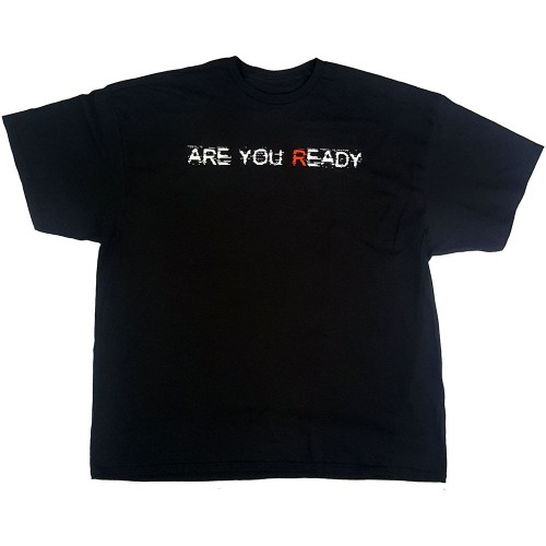 Tricou Disturbed Are You Ready