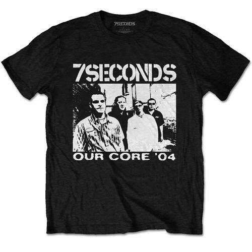 Tricou 7 Seconds Our Core