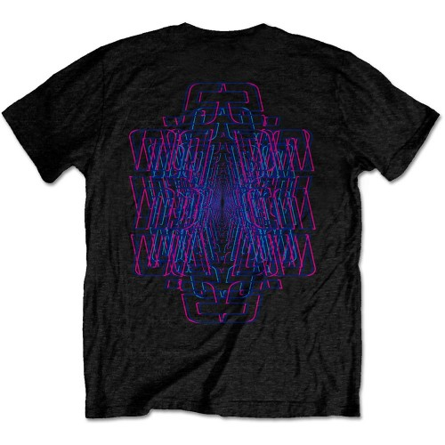Incubus Trippy Neon