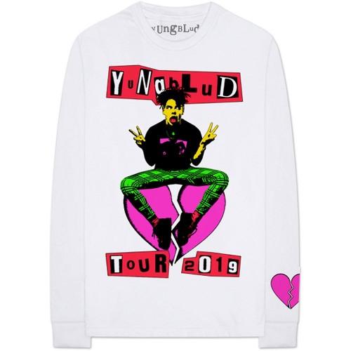 Tricou Mânecă Lungă Yungblud Tour