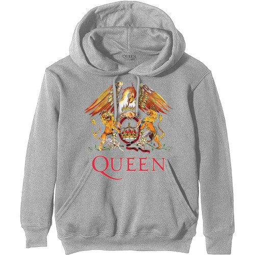 Hanorac Queen Classic Crest