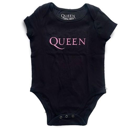 Body Bebelus Queen Pink Logo