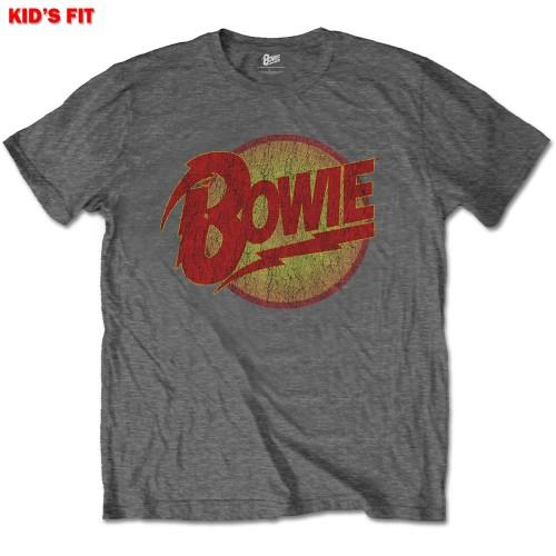 Tricou Copil David Bowie Diamond Dogs Logo