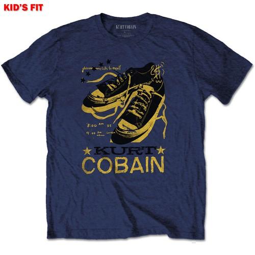 Tricou Copil Kurt Cobain Laces