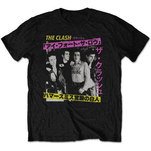 Tricou The Clash London Calling Japan Photo