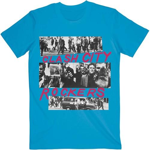 Tricou The Clash City Rockers