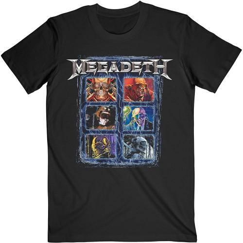 Tricou Megadeth Vic Head Grip