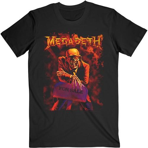 Tricou Megadeth Peace Sells