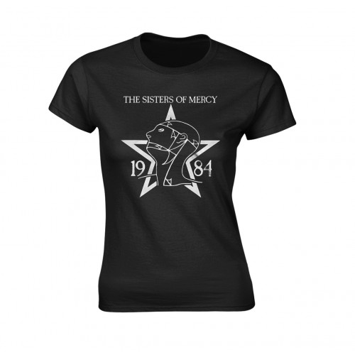 Tricou Dama The Sisters Of Mercy 1984