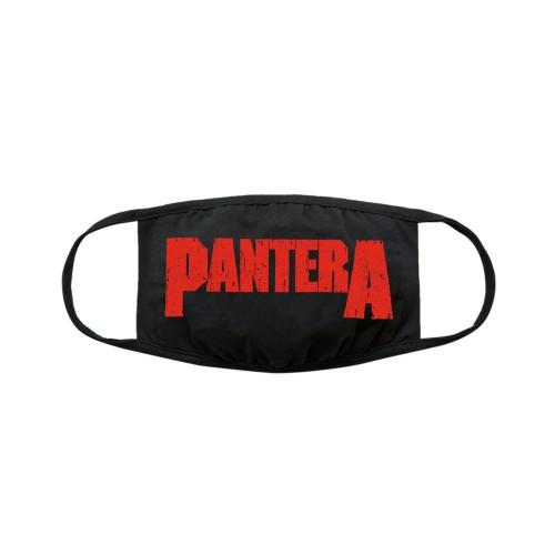 Mască textilă Pantera Face Logo