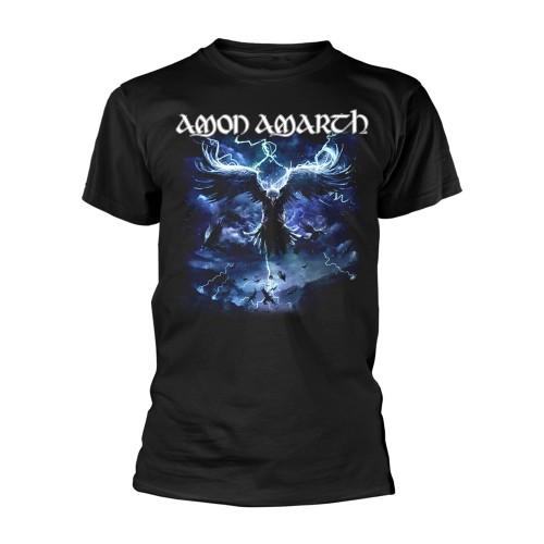 Tricou Amon Amarth Raven'S Flight (Black)