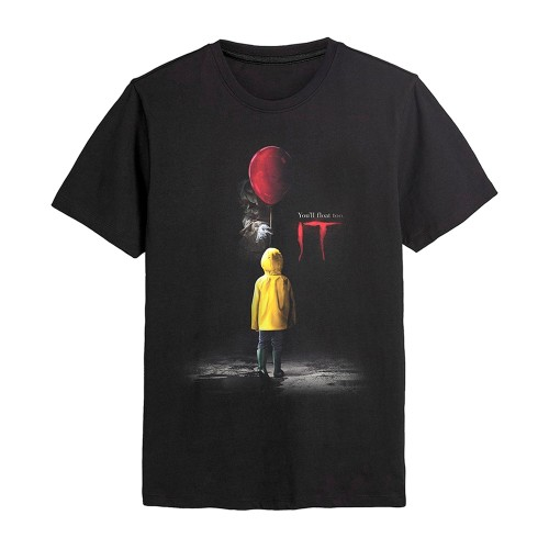 Tricou IT You'll Float Too