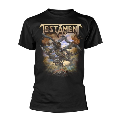 Tricou Testament The Formation Of Damnation