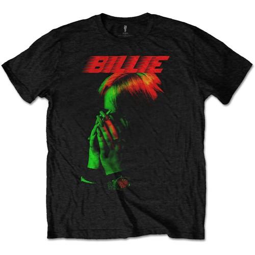 Tricou Billie Eilish Hands Face