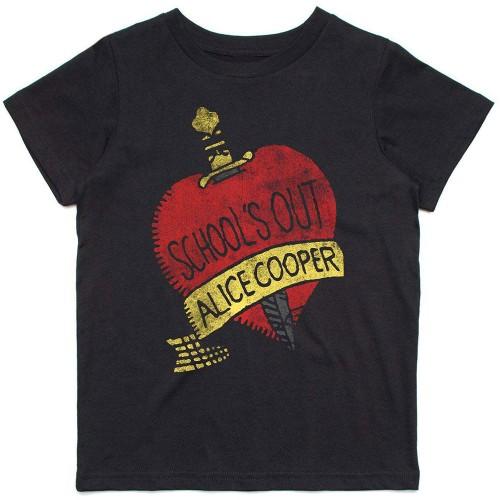 Tricou Copil Alice Cooper Schools Out