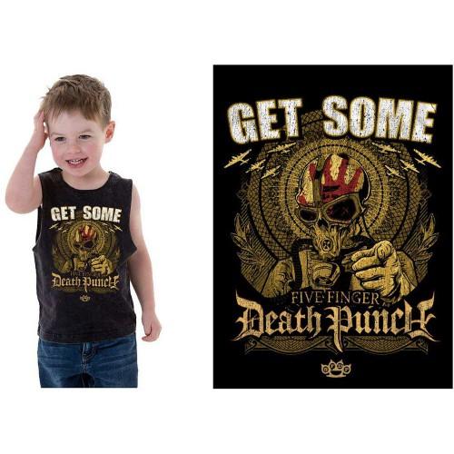 Tricou Copil Five Finger Death Punch Get Some