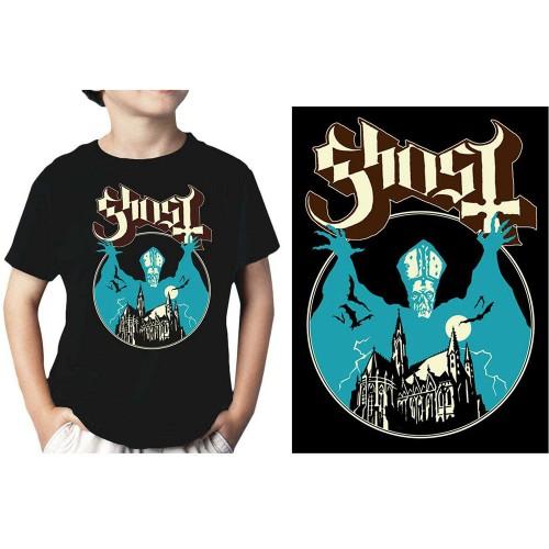 Tricou Copil Ghost Opus Eponymous