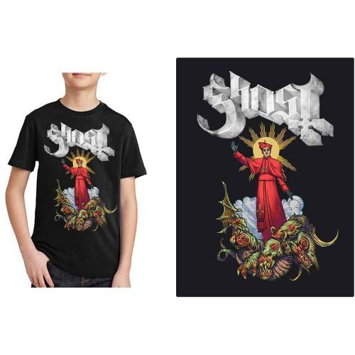 Tricou Copil Ghost Plaguebringer