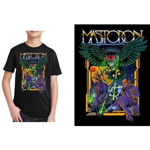 Tricou Copil Mastodon Space Owl