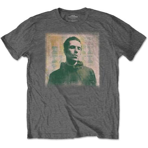 Tricou Liam Gallagher Monochrome