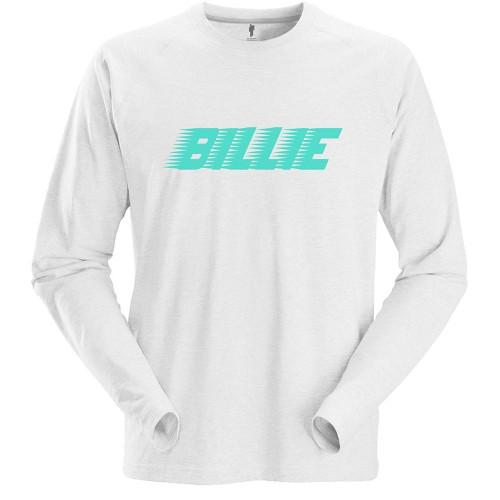 Tricou Maneca Lunga Billie Eilish Racer Logo