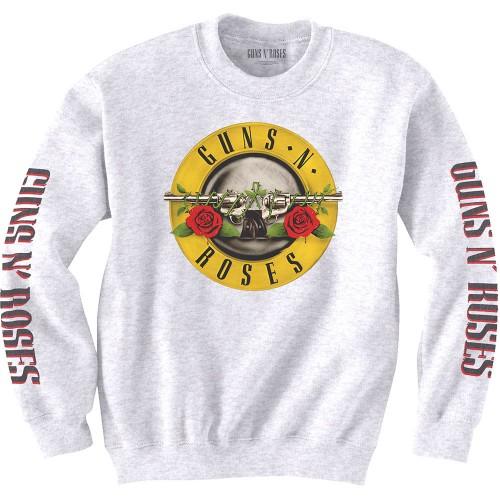 Bluza Guns N' Roses Classic Text & Logos