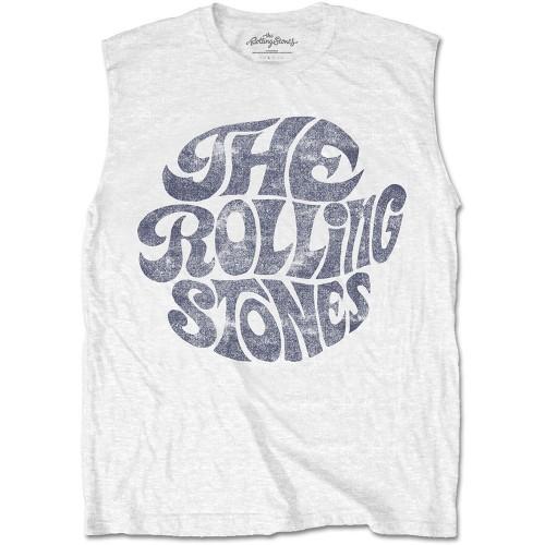 Maiou The Rolling Stones Vintage 70s Logo