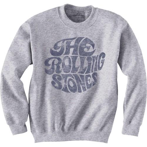 Bluza The Rolling Stones Vintage 70s Logo