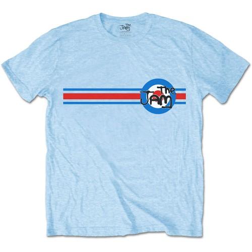 Tricou The Jam Target Stripe
