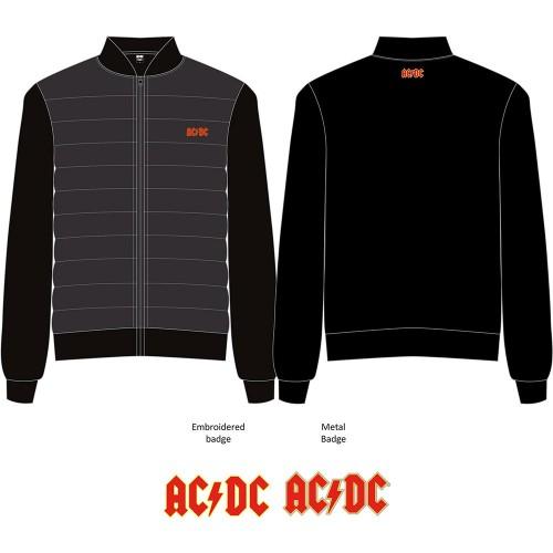 Geaca AC/DC Logo