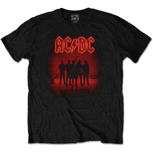 Tricou AC/DC PWR-UP