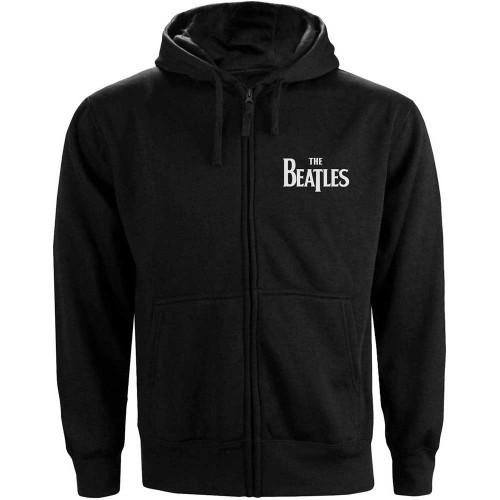 Hanorac cu fermoar Beatles - The Drop T Logo