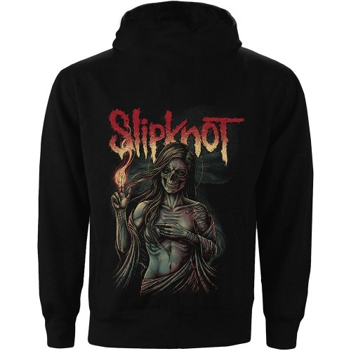 Hanorac cu fermoar Slipknot Burn Me Away