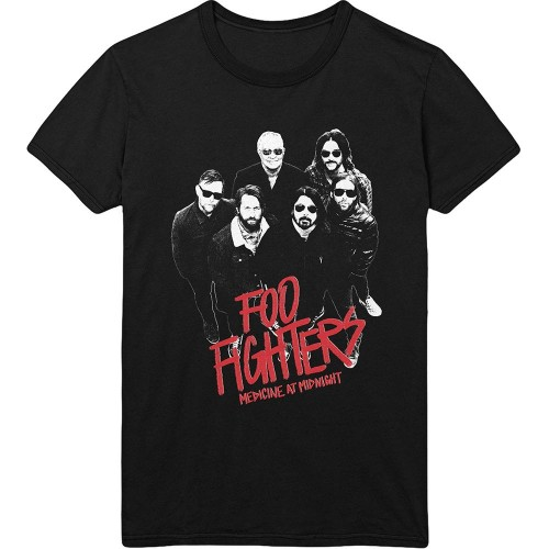 Tricou Foo Fighters Medicine At Midnight Photo