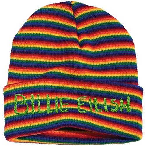 Căciulă Billie Eilish Stripes
