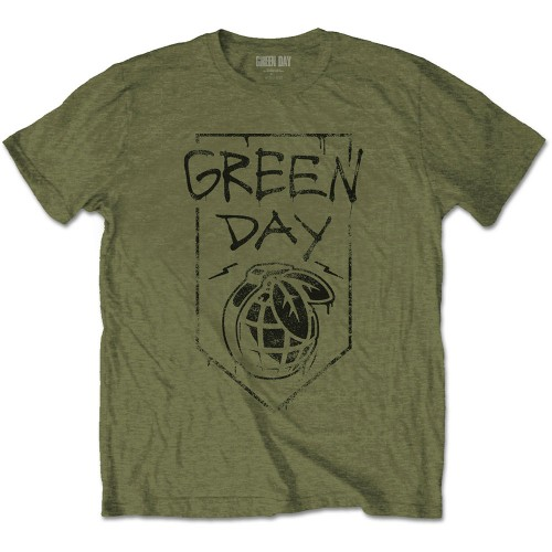 Tricou Green Day Organic Grenade