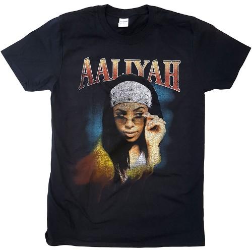 Tricou Aaliyah Trippy