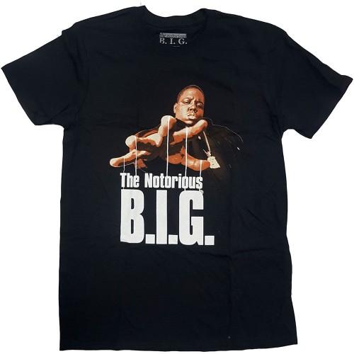 Tricou Biggie Smalls Reachstrings