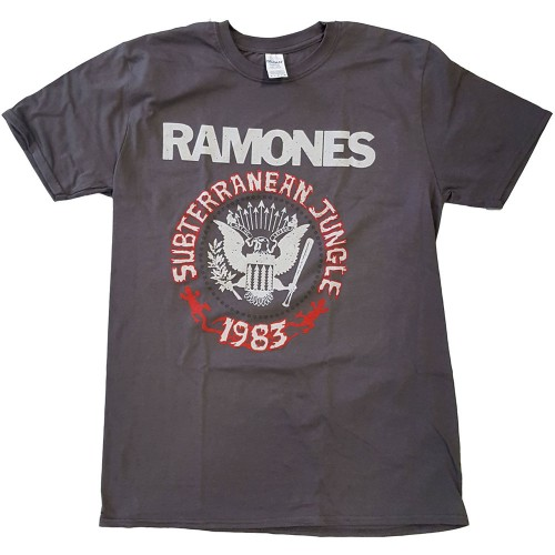 Tricou Ramones Subterranean Jungle