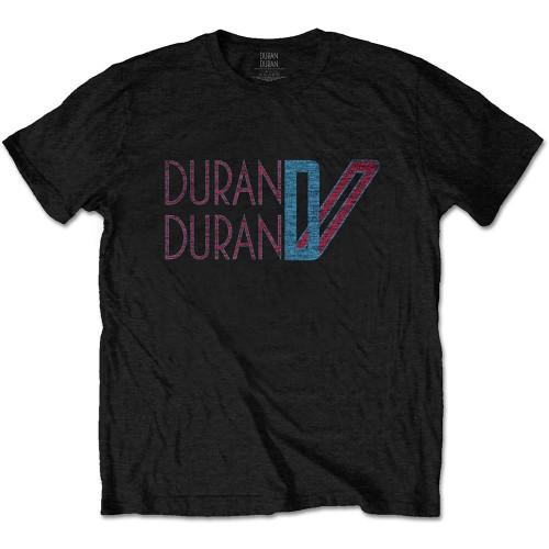 Tricou Duran Duran Double D Logo