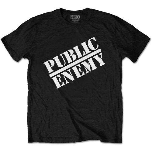 Tricou Public Enemy Logo