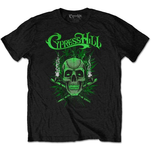 Tricou Cypress Hill Twin Pipes
