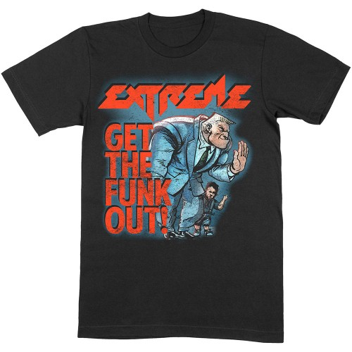 Tricou Extreme Get the Funk Out Bouncer
