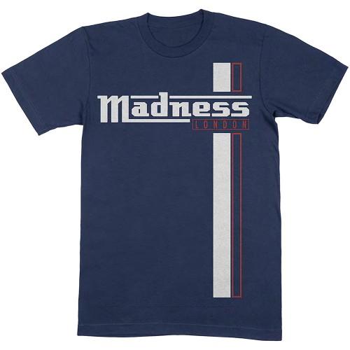 Tricou Madness Stripes