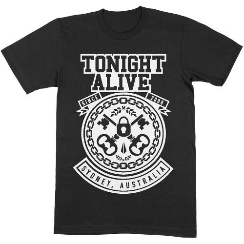 Tricou Tonight Alive TA Keys